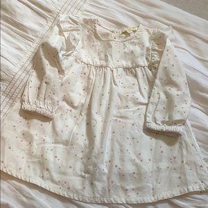 Soft baby dress